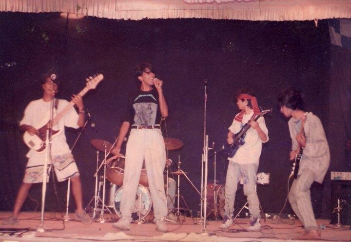 young parikrama